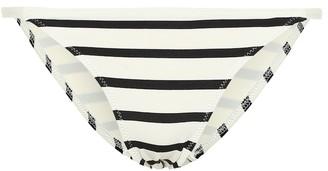 Solid & Striped The Morgan striped bikini bottoms