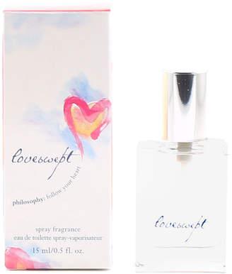 philosophy Women's Loveswept .5Oz Edt Spray