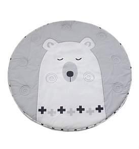 Bubba Blue Polar Bear Playmat