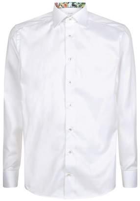 Cotton Tropical Trim Shirt