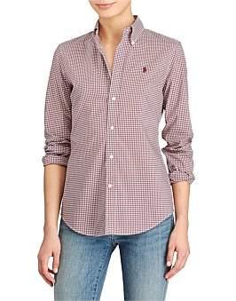 Polo Ralph Lauren Kendal Slim Long Sleeve Shirt