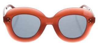 afc30dcef4 Celine Lola Round Sunglasses w  Tags