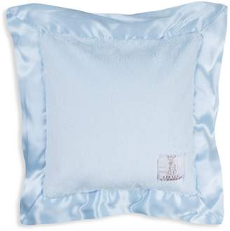 Little Giraffe Luxe Solid Satin Trim Pillow