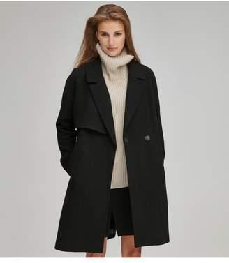 Andrew Marc Kalon Wool Coat