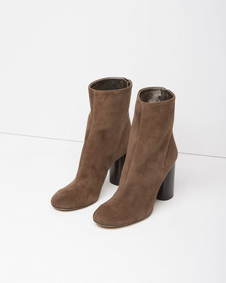 Isabel Marant Grover Suede Boot $1,035 thestylecure.com
