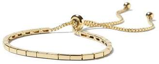 Banana Republic Rectangle Slider Bracelet