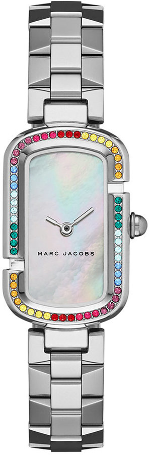 Marc By Marc JacobsMarc by Marc Jacobs Women's The Jacobs Stainless Steel Bracelet Watch 20x31mm MJ3538