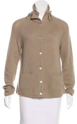 Marni Wool & Cashmere Cardigan