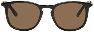 Gucci Black Sensual Romanticism Retro Web Sunglasses