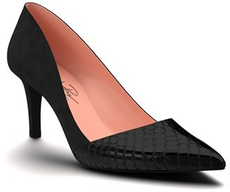 Women's Shoes Of Prey Pointy Toe Pump $189.95 thestylecure.com