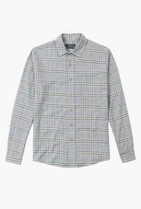 Welcome Stranger Nu Plaid LS Shirt