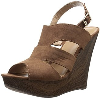 Call It Spring Women's VIDOTTO Wedge Sandal $49.99 thestylecure.com