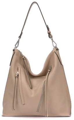 bb8c93120b1 Mint Velvet Jade Sand Zip Shoulder Bag