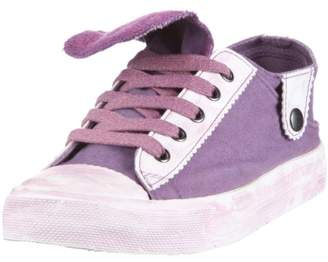 Nat-2 Women's Stack 4 in 1 Trainers Purple Size: