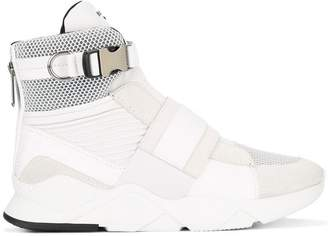 Balmain hi-top sneakers