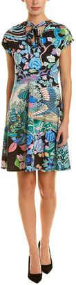 Hale Bob Taryn A-Line Dress