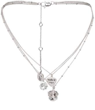 Juicy Couture Embellished Luxe Wishes Necklace