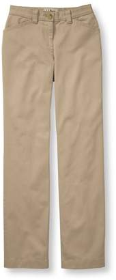 L.L. Bean L.L.Bean Easy-Stretch Pants, Twill