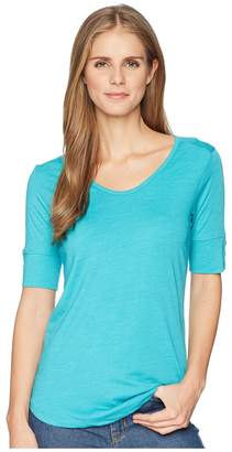 Royal Robbins Merinolux V-Neck Tee Women's T Shirt