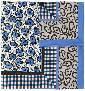 Christian Wijnants Amika patchwork scarf