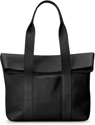 Shinola Cass Dearborn Leather Tote