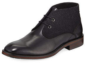 Zanzara Men's Nebot Leather Boots