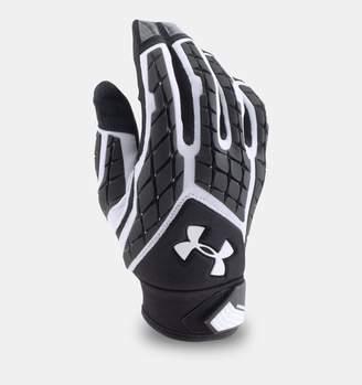 Under Armour Men's UA Combat V Football Gloves