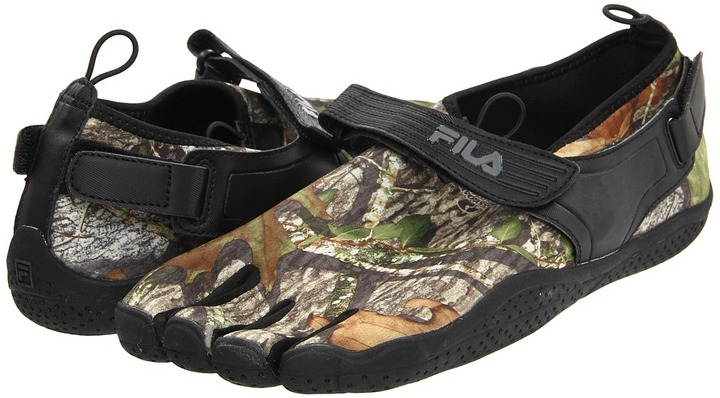 Fila - Skele-Toes Camo (Mossy Oak/Obsession) - Footwear