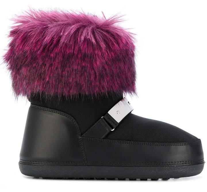 Giuseppe Zanotti Design Sestriere moon boots