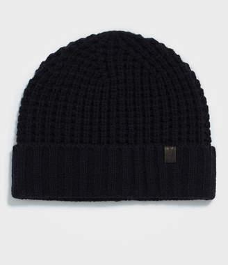 AllSaints Thermal Stitch Beanie