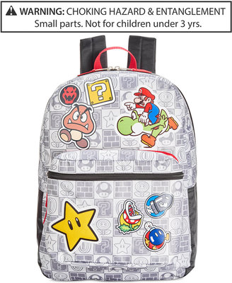 Super Mario Bros. Backpack, Little Boys (2-7) & Big Boys (8-20)