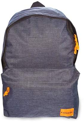 Kangol Navy Marl Backpack