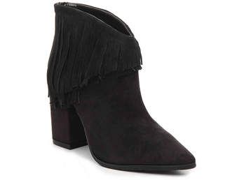 Kenneth Cole Reaction Pull Ashore Western Bootie - Women's