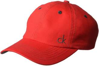 dd83c0cb6db Calvin Klein Golf Men s Vintage Twill Baseball Cap
