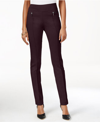 Style & Co. Pull-On Skinny Pants, Only at Macy's $49.50 thestylecure.com