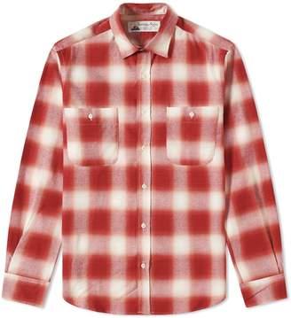 Gitman Brothers Santiago Shirt by Chilean Plaid Shirt