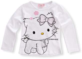 SANRIO Charmmy Kitty H11F1057 Long Sleeve Girl's T-Shirt