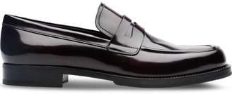 Prada classic penny loafers