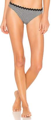 Shoshanna Gingham Bikini Bottom