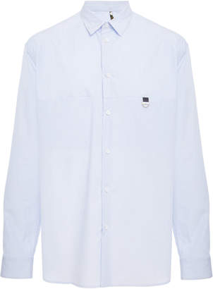 Oamc M'O Exclusive Striped Ring Shirt