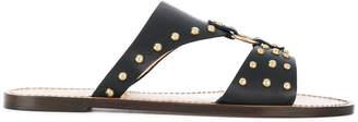 Tila March studded Soller sandals