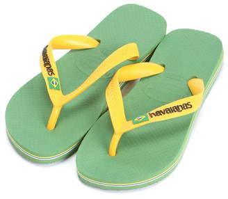 Havaianas (ハワイアナス) - havaianas (K)/BRASIL LOGO (kids sizes) ハワイアナス シューズ