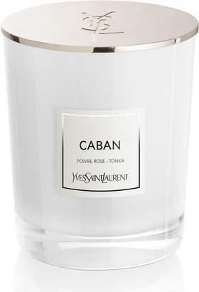 Saint Laurent Exclusive LE VESTIAIRE DES PARFUMS Caban Candle