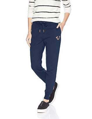 True Religion Women's Buddha Jogger