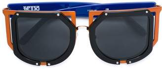 Linda Farrow Gallery x KTZ '16' sunglasses