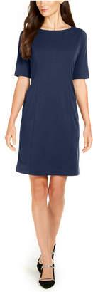 Alfani Petite Solid Sheath Dress
