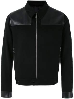 Alexander McQueen zipped jacket