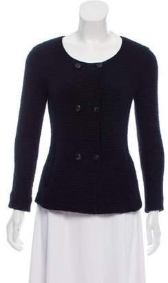 Isabel Marant Double-Breasted Knit Jacket