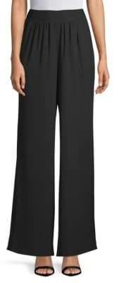 BCBGMAXAZRIA High-Rise Wide-Leg Pants