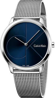 Calvin Klein K3M2112N stainless steel watch